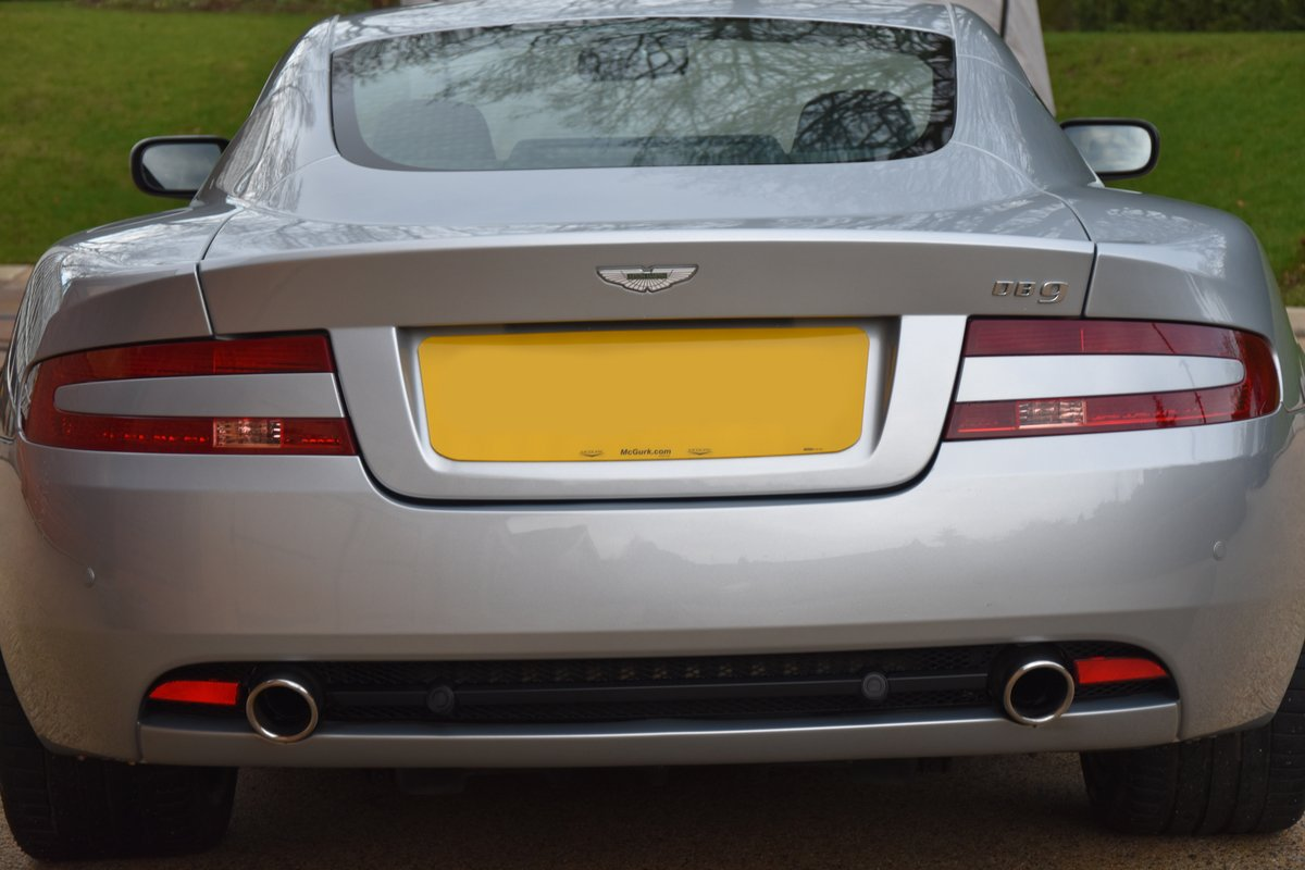 ASTON MARTIN DB9 MANUAL 2005 For Sale | Car And Classic