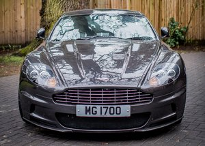 2010 Aston Martin DBS SOLD by Auction