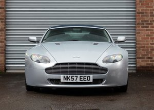 2007 Aston Martin V8 Vantage Convertible SOLD by Auction