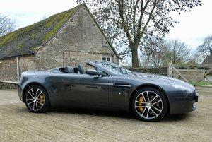 2007 Aston Martin Vantage V8 Roadster