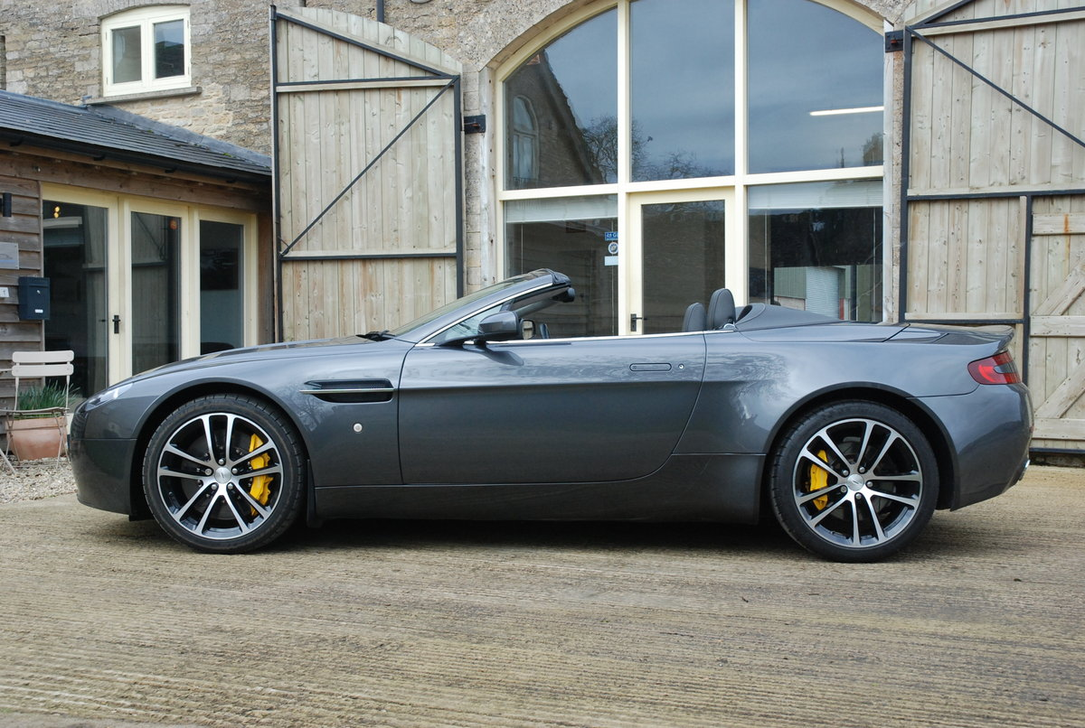 2007 Aston Martin Vantage V8 Roadster  For Sale (picture 4 of 6)