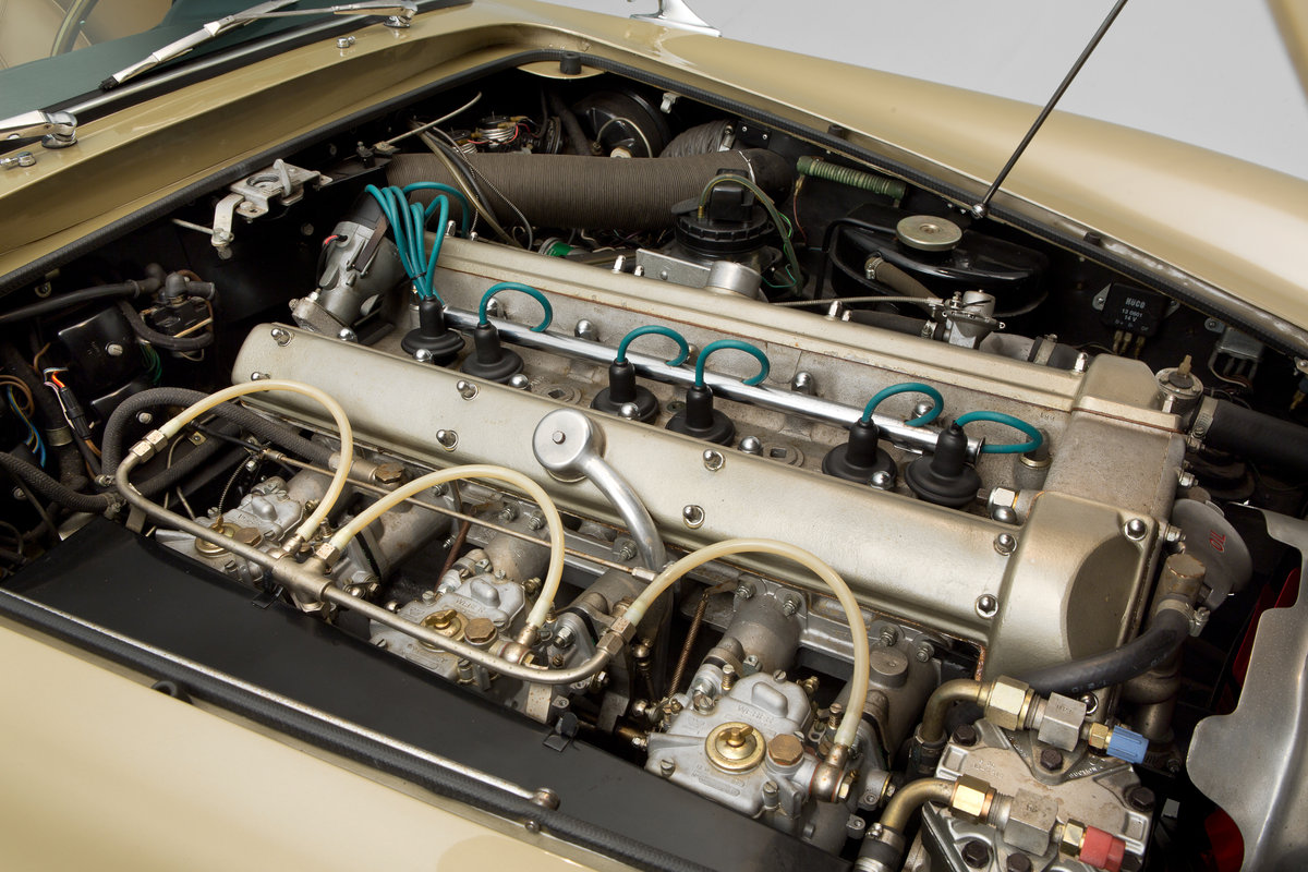 1965 Aston Martin Short Chassis Volante For Sale (picture 4 of 6)
