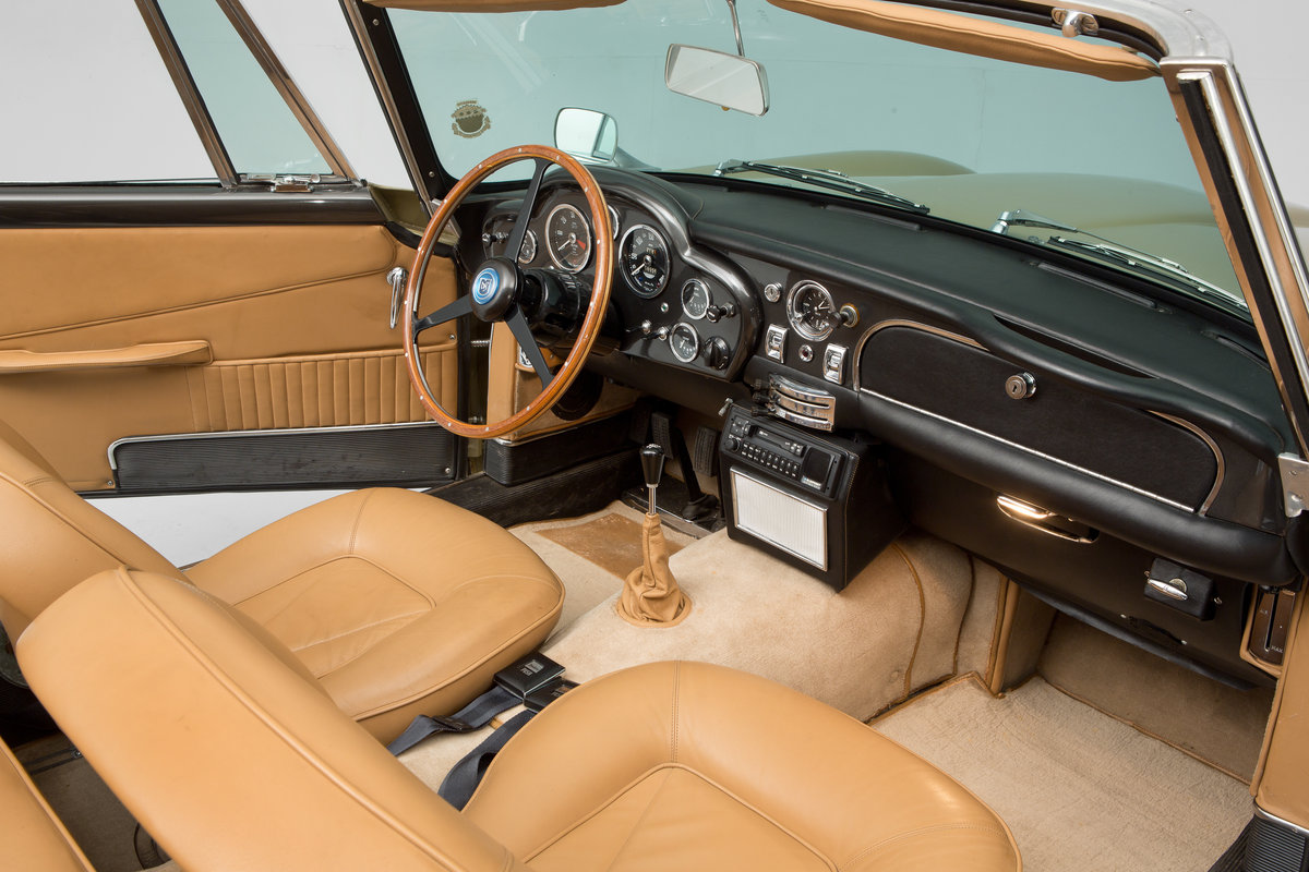 1965 Aston Martin Short Chassis Volante For Sale (picture 5 of 6)