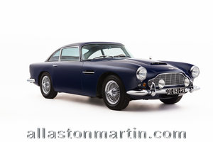 1961 Original Left Hand Drive Aston Martin DB4 Series IV Saloon For Sale