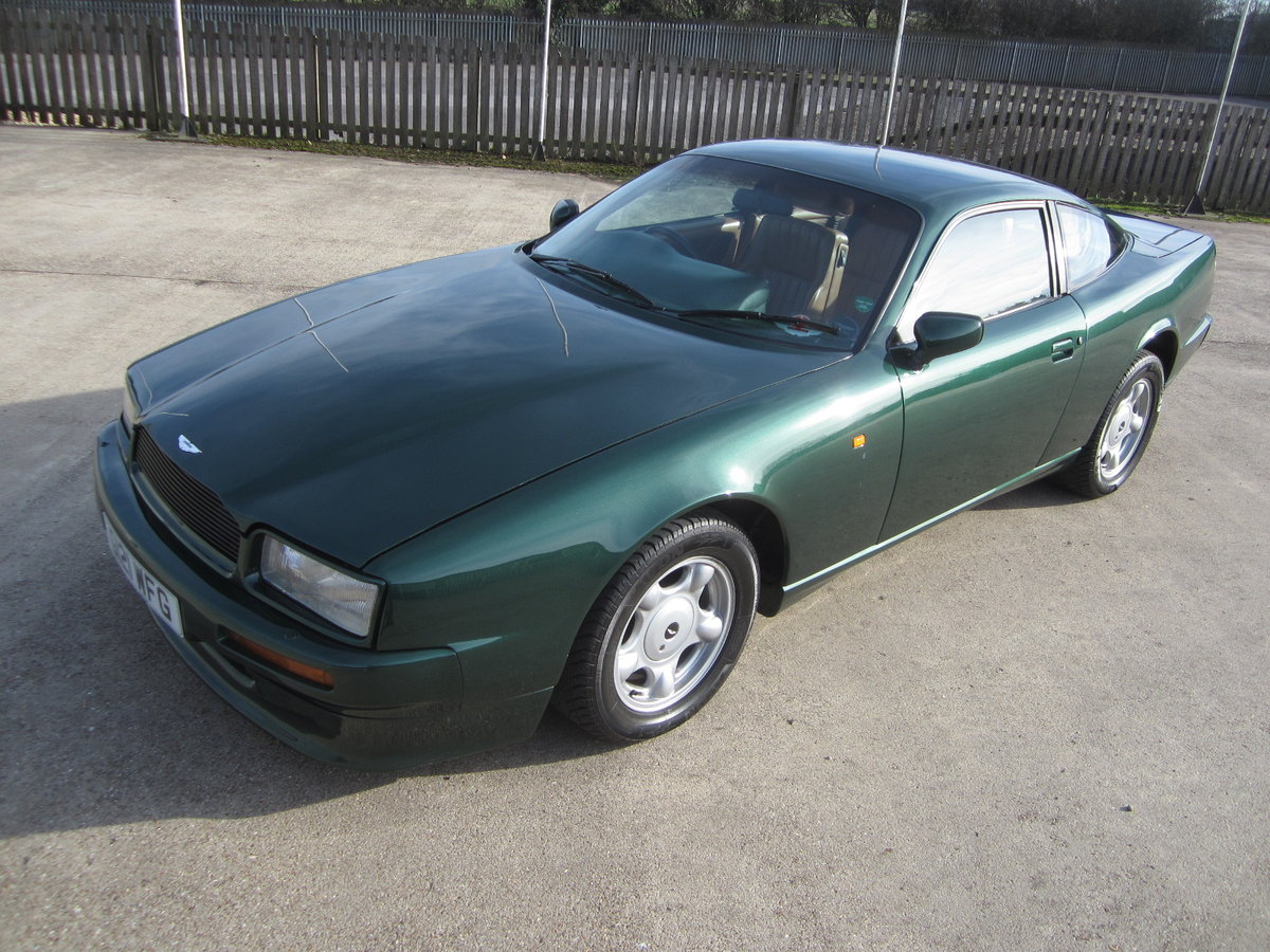 1990 Aston Virage For Sale (picture 4 of 6)