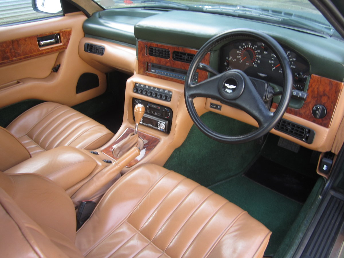 1990 Aston Virage For Sale (picture 5 of 6)