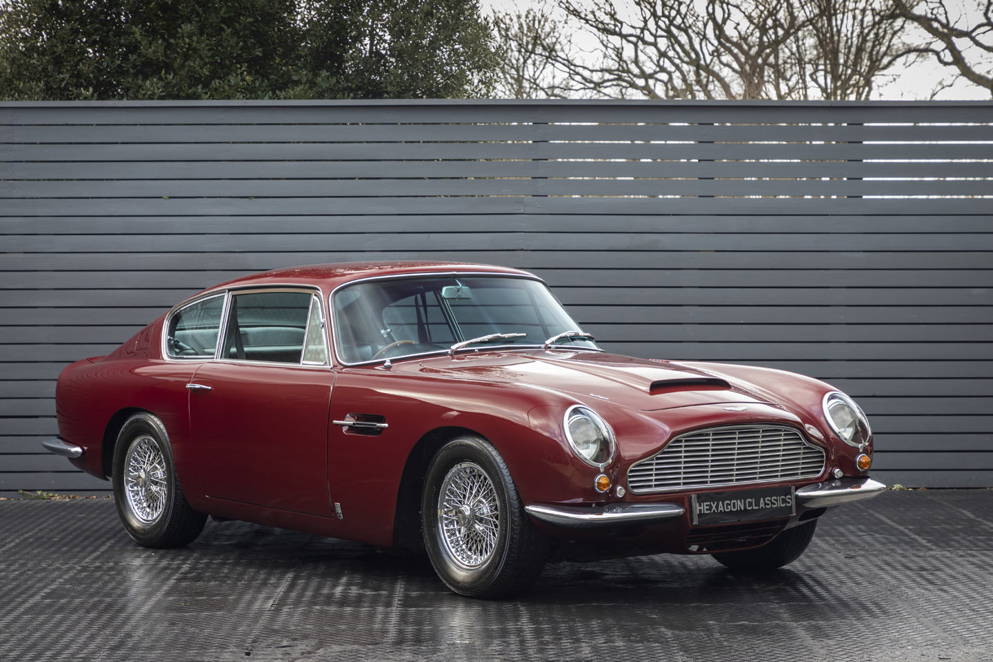 1967 Aston Martin DB6 Mk1 VANTAGE SOLD (picture 1 of 6)