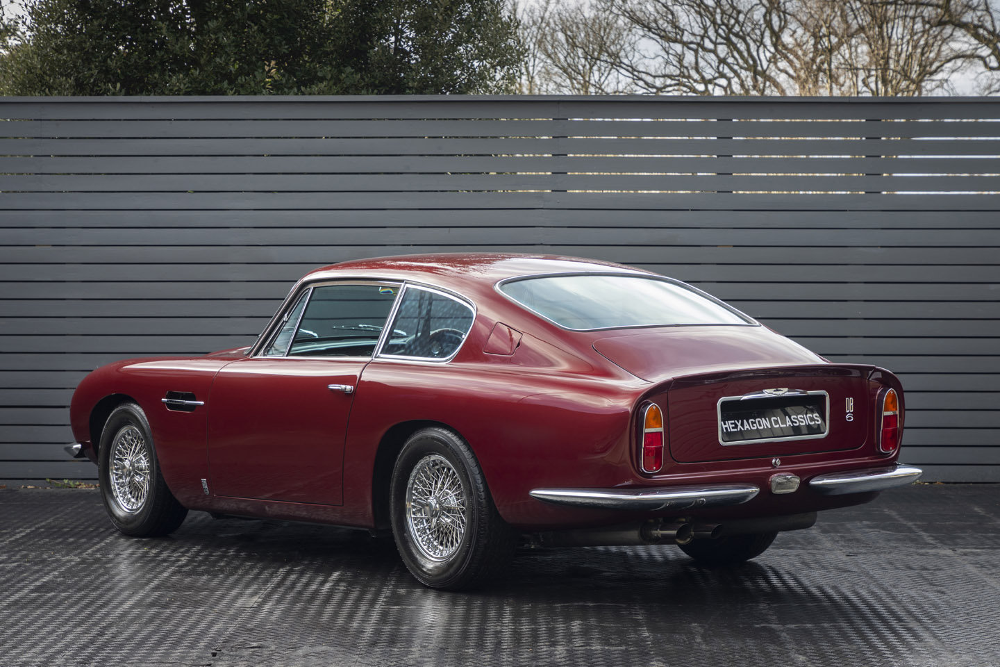 1967 Aston Martin DB6 Mk1 VANTAGE SOLD (picture 2 of 6)