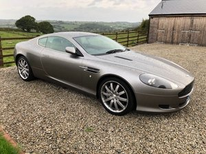 2005 Aston Martin DB9 Coupe For Sale by Auction