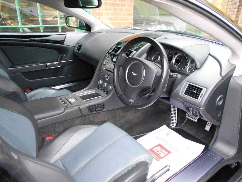 2007 Aston Martin DB9 Coupe Touchtronic For Sale (picture 4 of 4)