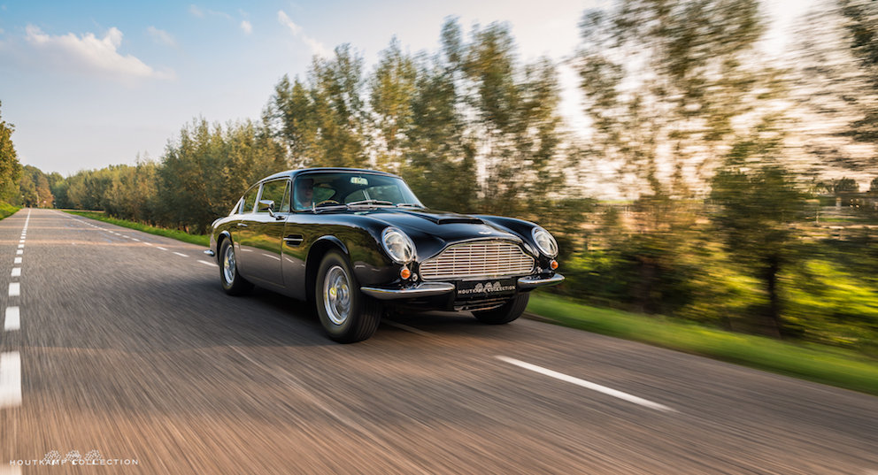 1969 ASTON MARTIN DB6 MKII, 1 OF 240 EXAMPLES For Sale (picture 1 of 6)