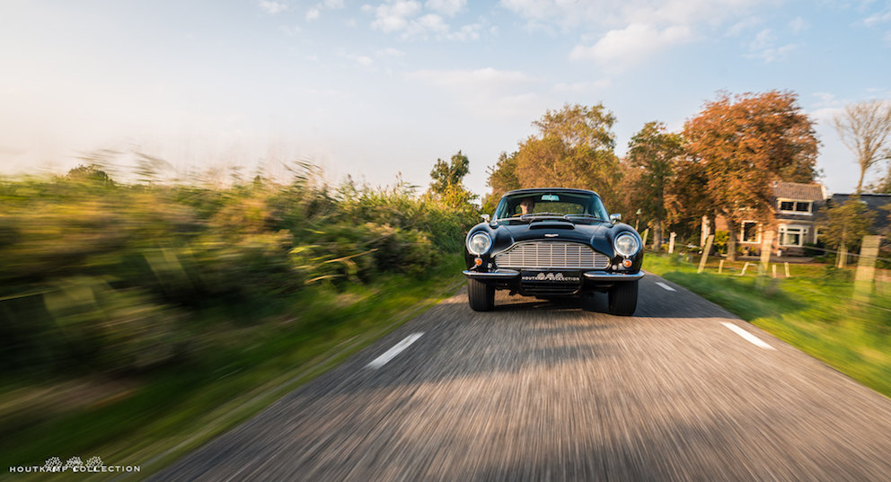 1969 ASTON MARTIN DB6 MKII, 1 OF 240 EXAMPLES For Sale (picture 2 of 6)