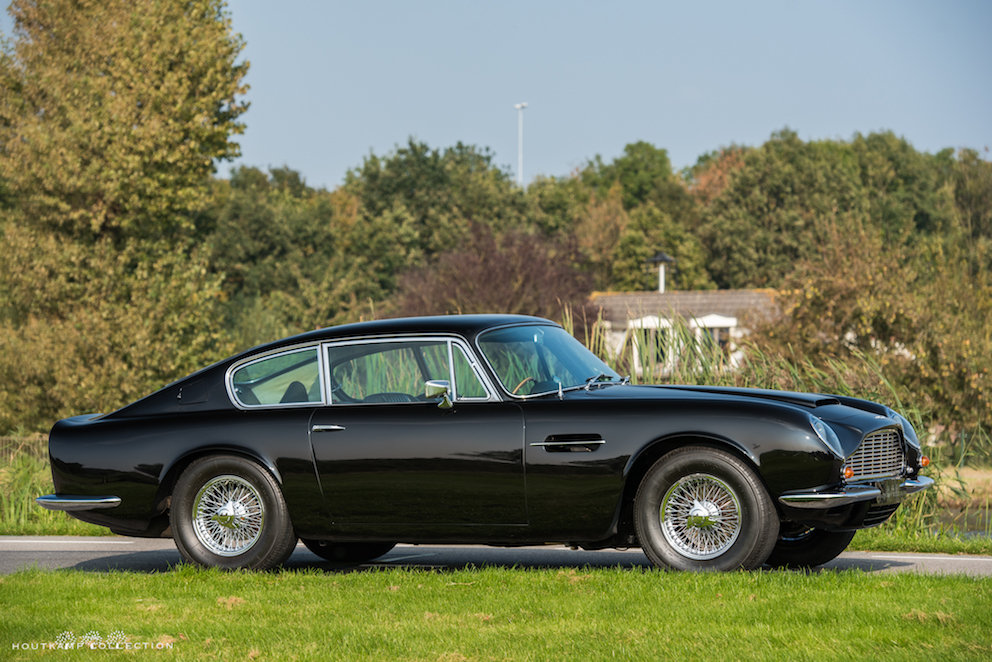 1969 ASTON MARTIN DB6 MKII, 1 OF 240 EXAMPLES For Sale (picture 4 of 6)