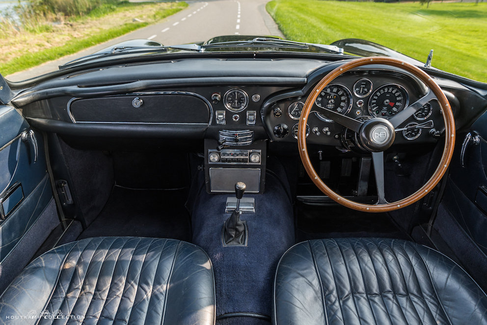1969 ASTON MARTIN DB6 MKII, 1 OF 240 EXAMPLES For Sale (picture 5 of 6)