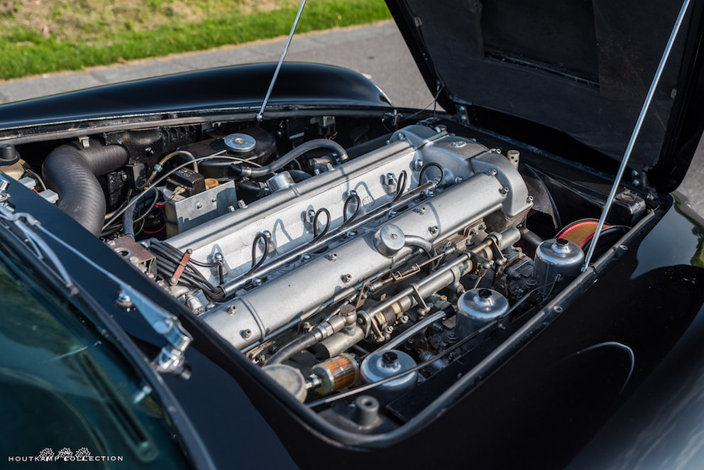 1969 ASTON MARTIN DB6 MKII, 1 OF 240 EXAMPLES For Sale (picture 6 of 6)