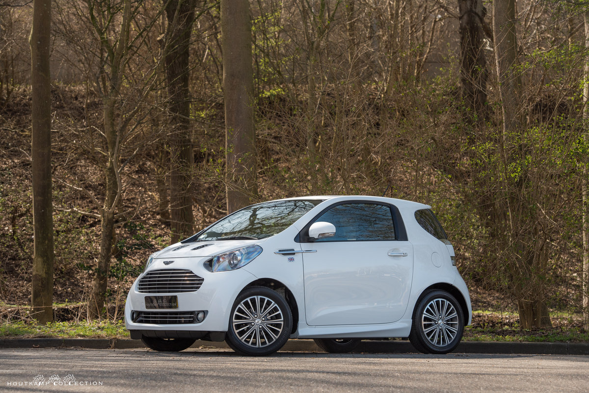 2011 ASTON MARTIN CYGNET, just 41,000 Kms since new For Sale (picture 1 of 6)