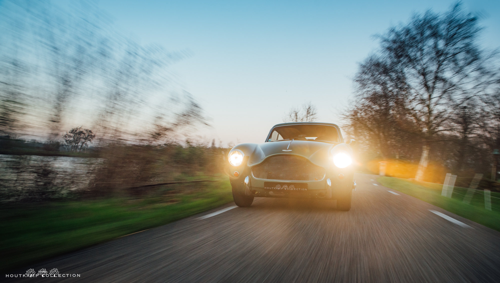 1958 ASTON MARTIN DB 2/4 MKIII For Sale (picture 1 of 6)