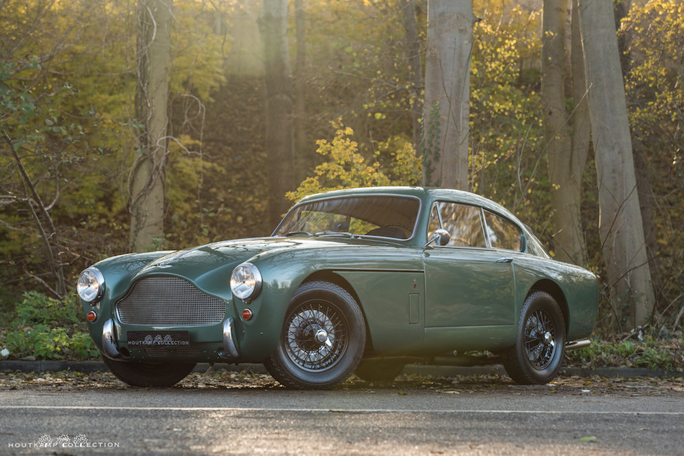 1958 ASTON MARTIN DB 2/4 MKIII For Sale (picture 3 of 6)