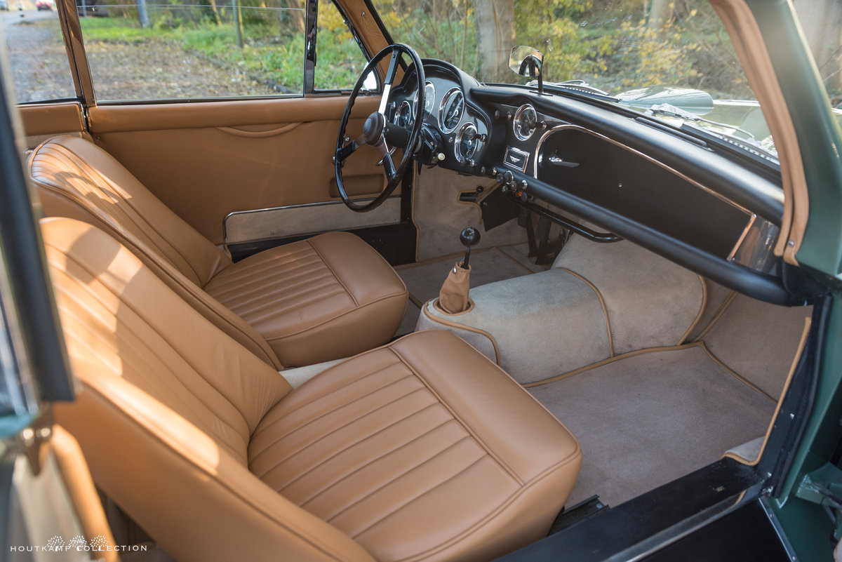 1958 ASTON MARTIN DB 2/4 MKIII For Sale (picture 4 of 6)