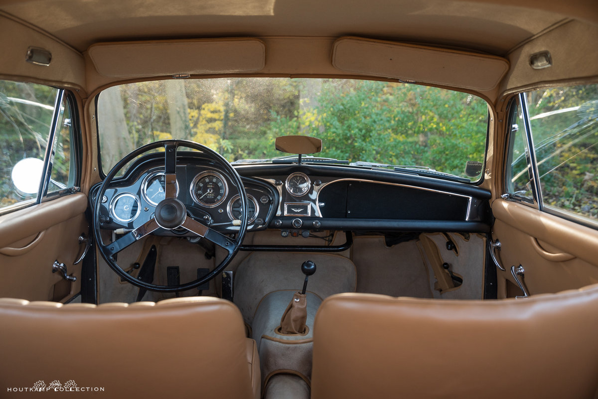 1958 ASTON MARTIN DB 2/4 MKIII For Sale (picture 5 of 6)