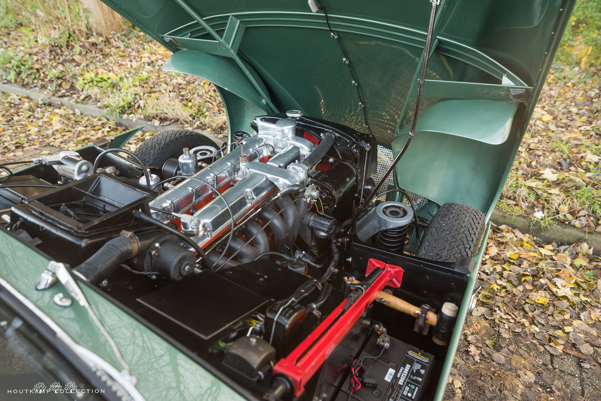1958 ASTON MARTIN DB 2/4 MKIII For Sale (picture 6 of 6)