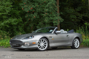 2000 ASTON MARTIN DB7 VANTAGE VOLANTE, 70000KM For Sale