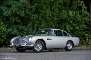 1965 ASTON MARTIN DB5, impressive history file For Sale
