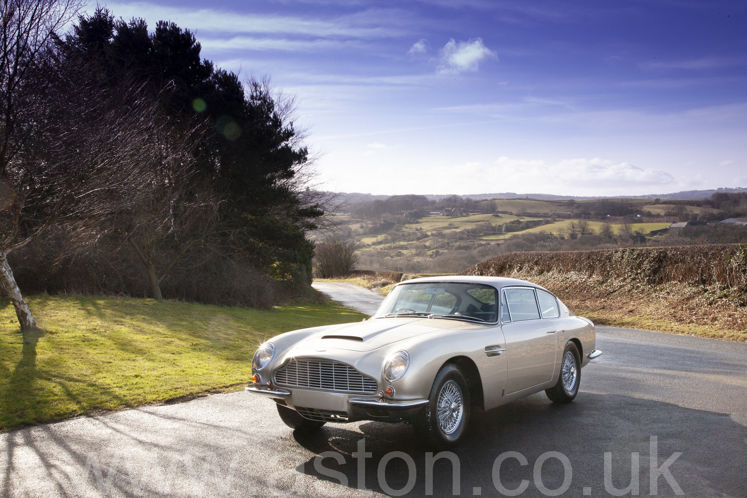 1967 Striking Autumn Gold Iconic DB6 MKI For Sale (picture 1 of 6)