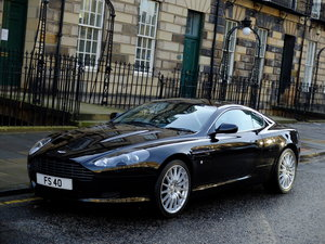 2005 ASTON DB9 COUPE - IMPECCABLE SERVICE HISTORY !