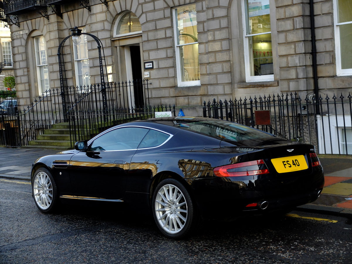 2005 ASTON DB9 COUPE - IMPECCABLE SERVICE HISTORY ! For Sale (picture 2 of 6)