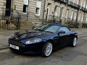 2006 ASTON DB9 VOLANTE - 35K MILES - 1 OWNER FROM NEW ! For Sale
