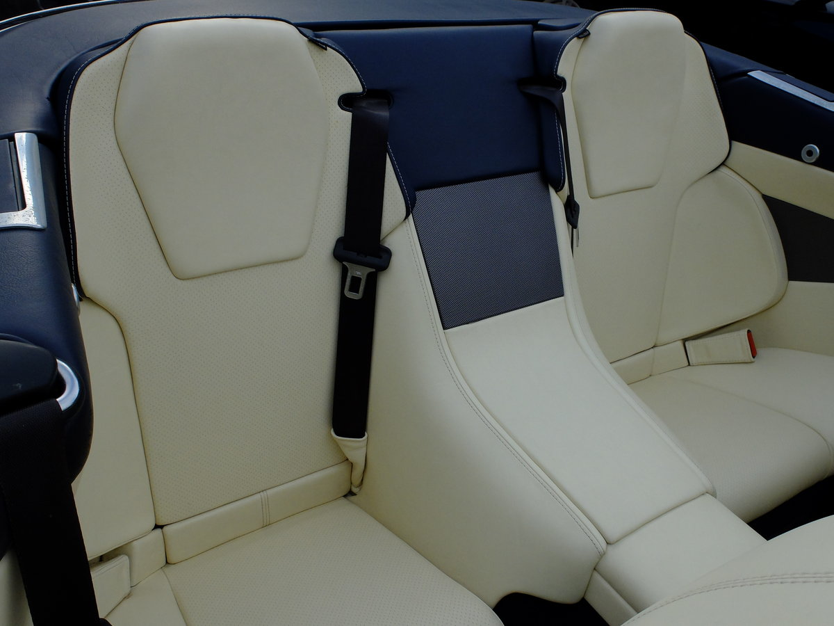2006 ASTON DB9 VOLANTE - 35K MILES - 1 OWNER FROM NEW ! For Sale (picture 6 of 6)