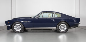 1980 Rare Aston Martin V8 Series IV Oscar India (LHD) For Sale