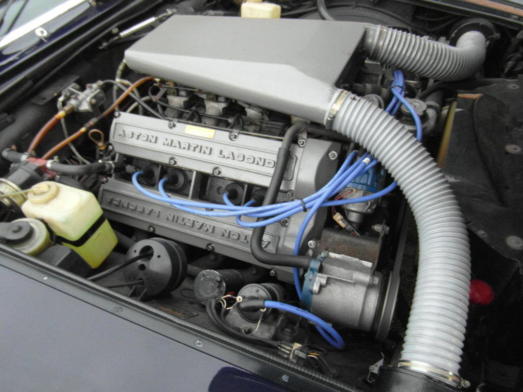 1980 Rare Aston Martin V8 Series IV Oscar India (LHD) For Sale (picture 3 of 6)