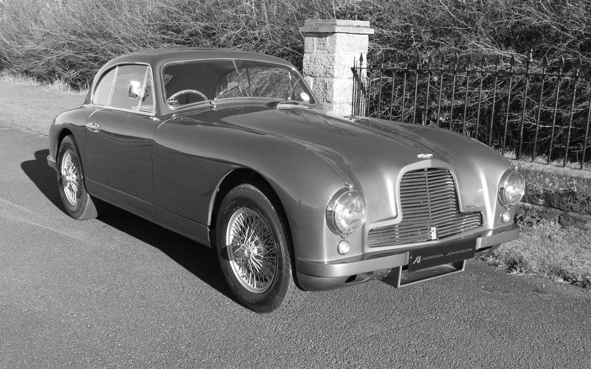 1950 Aston Martin DB2 complete for restoration SOLD (picture 1 of 1)