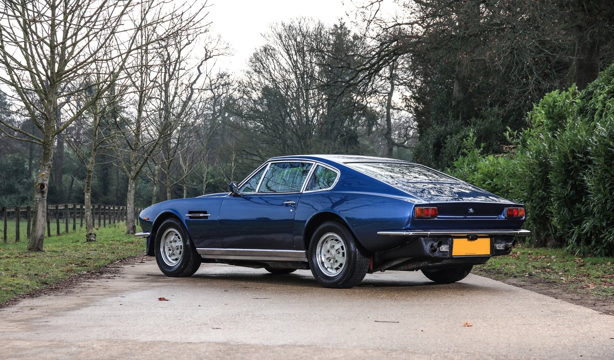 1974 Aston Martin V8 Series III Manual Coupe For Sale (picture 2 of 6)