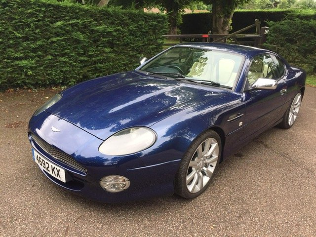 2002 RARE Aston Martin BD7 Vantage - 1 of 6 made For Sale (picture 1 of 6)