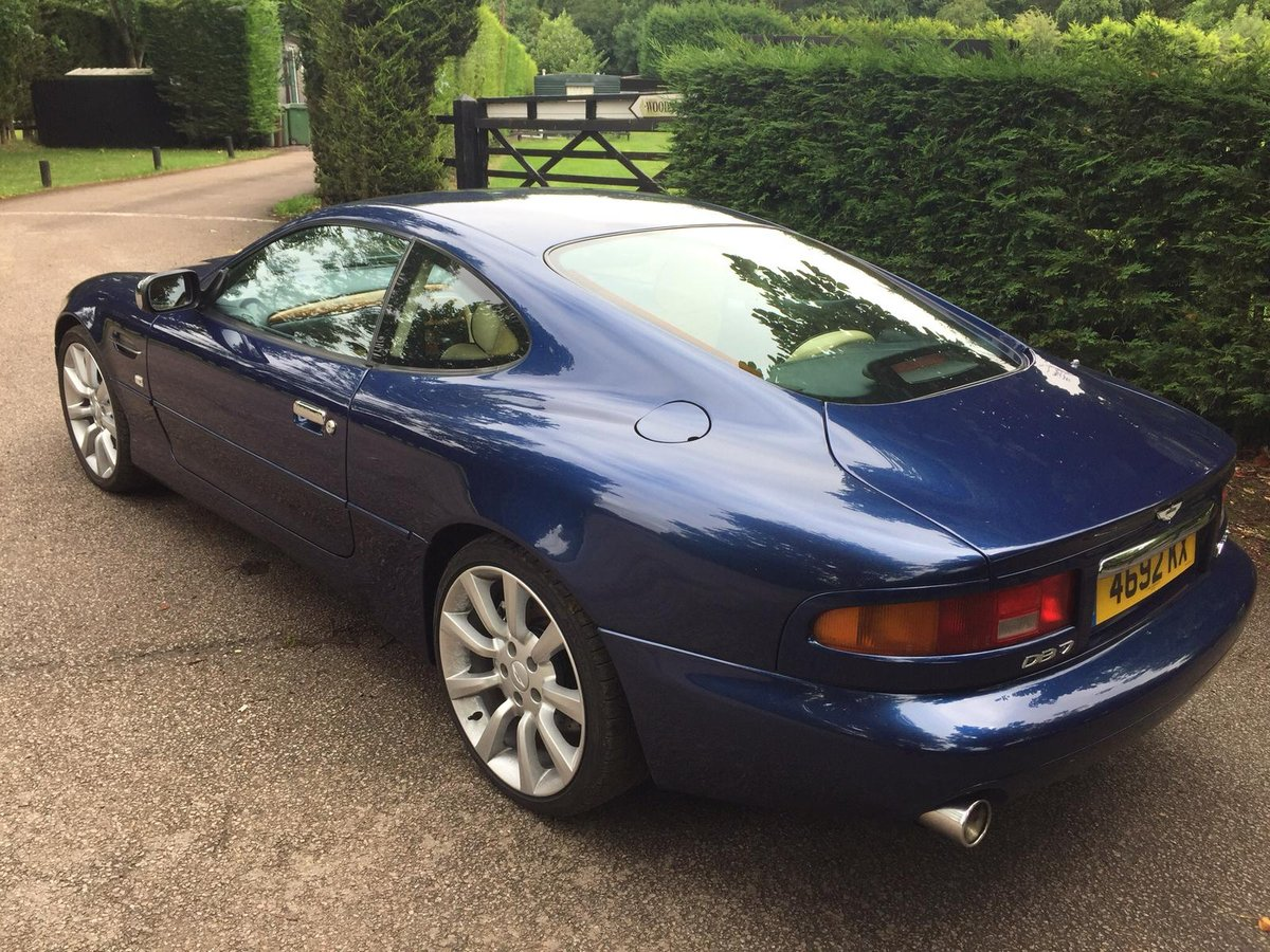 2002 RARE Aston Martin BD7 Vantage - 1 of 6 made For Sale (picture 3 of 6)
