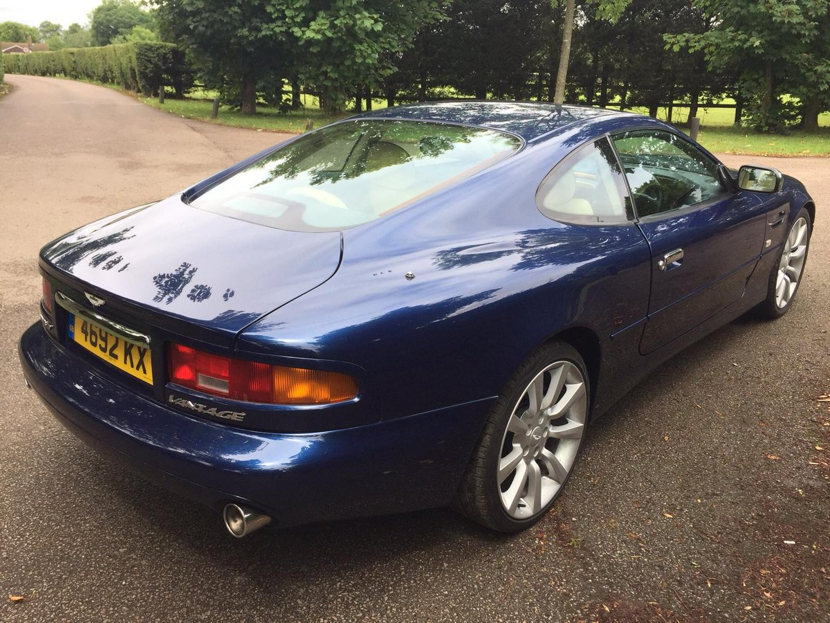 2002 RARE Aston Martin BD7 Vantage - 1 of 6 made For Sale (picture 4 of 6)