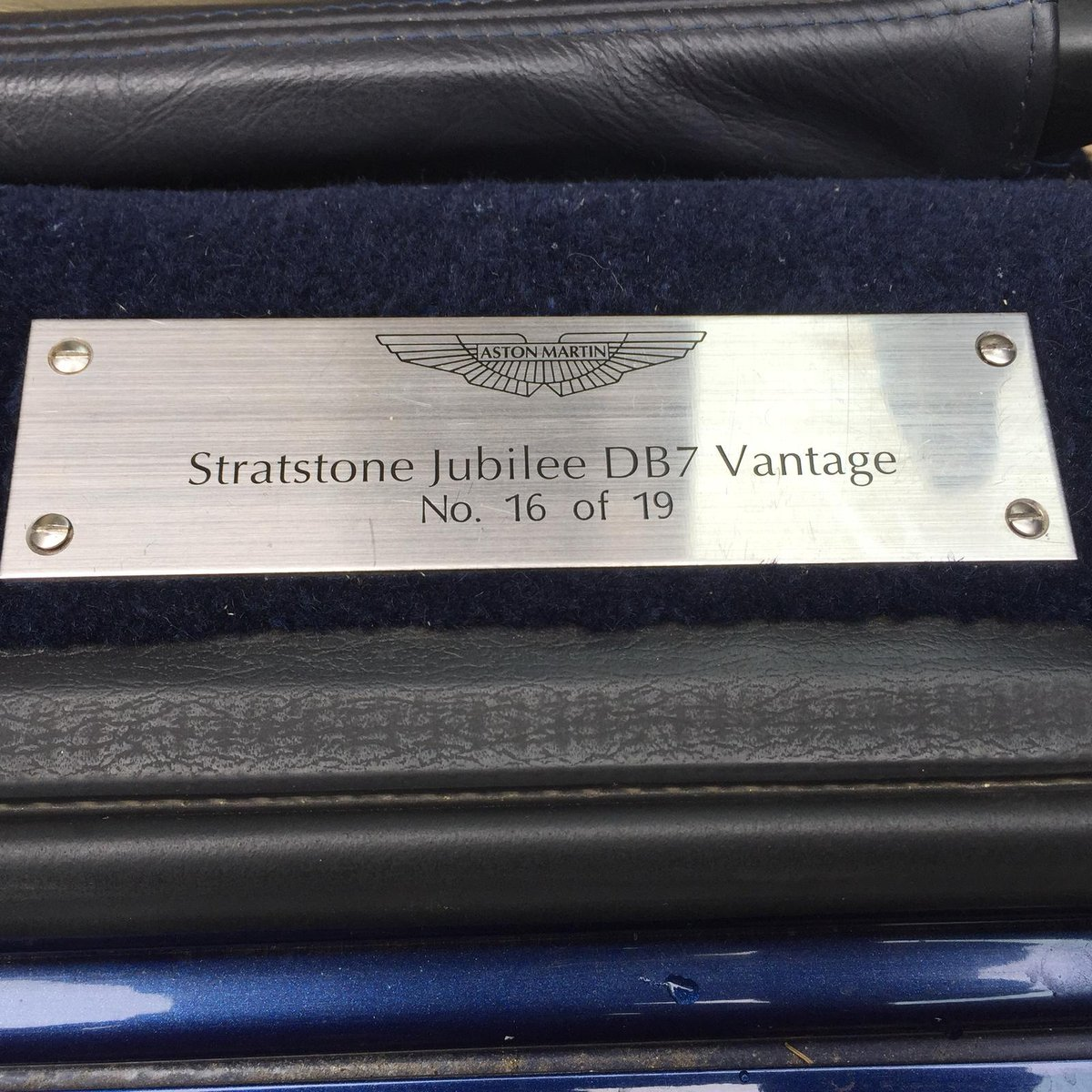 2002 RARE Aston Martin BD7 Vantage - 1 of 6 made For Sale (picture 6 of 6)