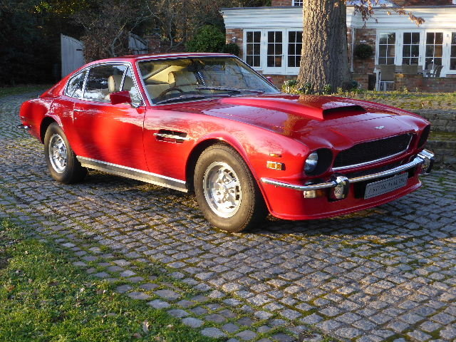 1974 Aston Martin V8 For Sale (picture 2 of 6)