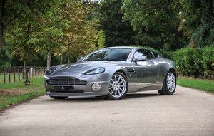 2005 Aston Martin Vanquish 2+2
