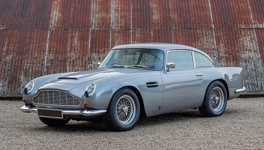 1965 ASTON MARTIN DB5 SOLD (picture 1 of 6)