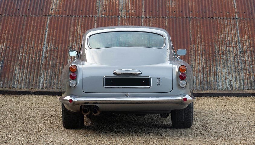 1965 ASTON MARTIN DB5 SOLD (picture 3 of 6)