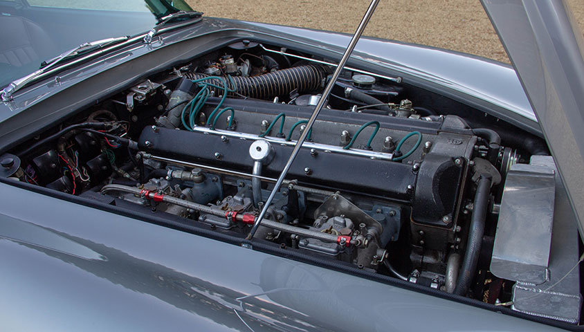 1965 ASTON MARTIN DB5 SOLD (picture 4 of 6)