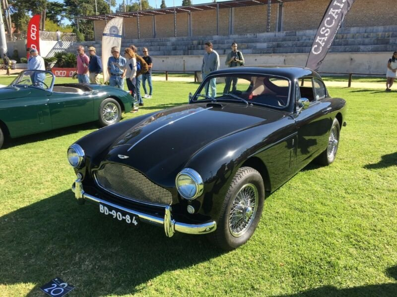 Aston Martin DB 2/4 Mark III Saloon, DB 2/4, DB2 For Sale (picture 1 of 6)