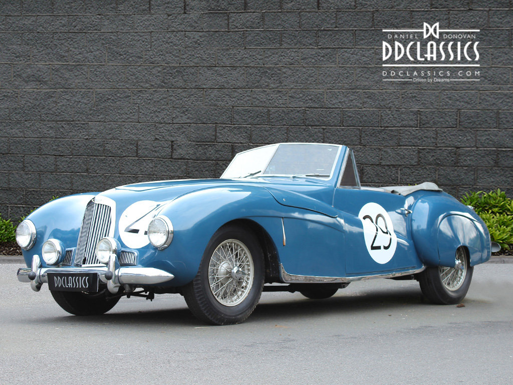 1949 Aston Martin DB1 For Sale In London For Sale (picture 1 of 6)