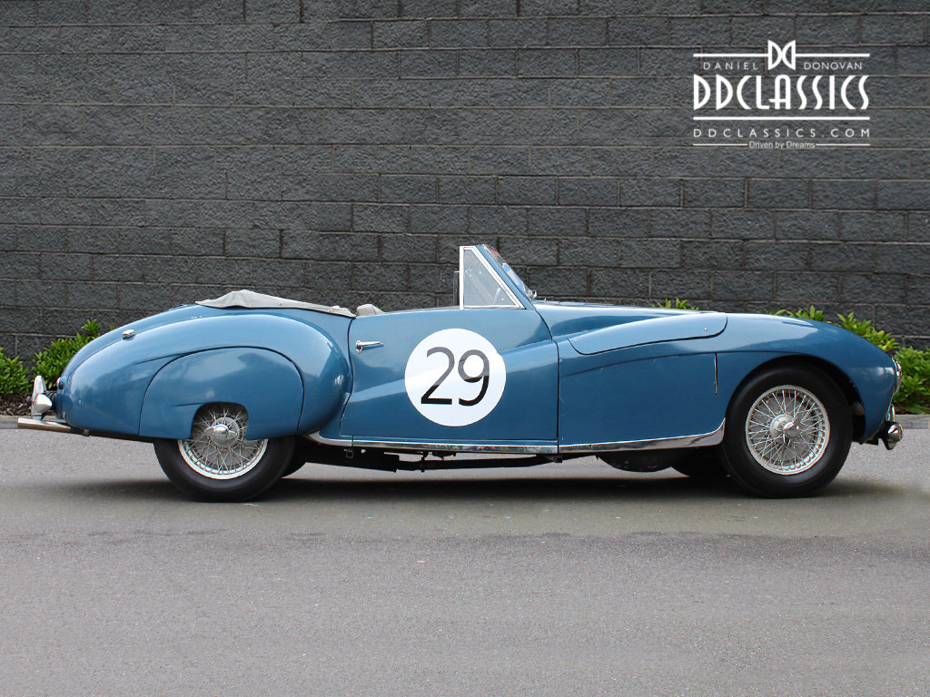 1949 Aston Martin DB1 For Sale In London For Sale (picture 2 of 6)