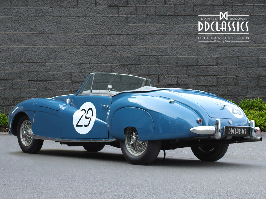 1949 Aston Martin DB1 For Sale In London For Sale (picture 3 of 6)