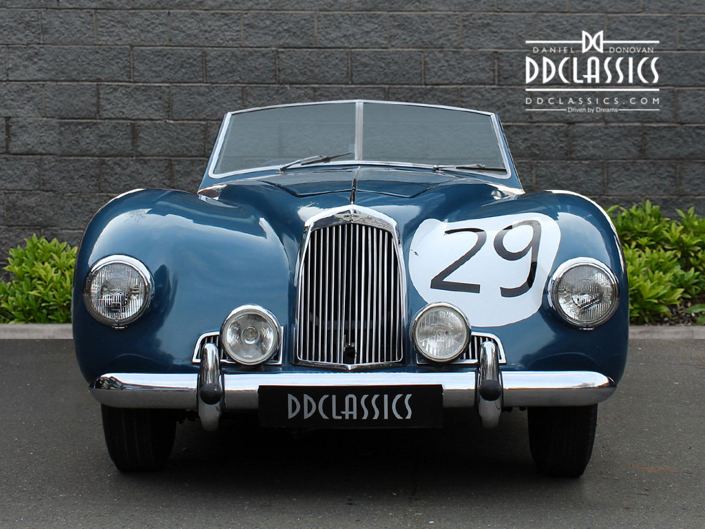 1949 Aston Martin DB1 For Sale In London For Sale (picture 4 of 6)